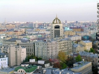 2 bedroom apartment for daily rentals in a center of Moscow near the US Embassy and White House