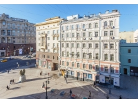 Hotel apartments short terms Moscow Tverskaya