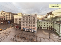 flats in Moscow for daily rentals, Tverskaya Pushkinskaya