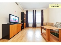 Rent apartment in Moscow with Kremlin view