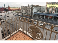 weekly monthly rentals Moscow Russia