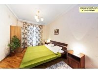 Moscow serviced apartments Tverskaya
