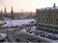 2 bedroom serviced apartment in a center of Moscow.
