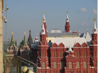 Moscow apartments near Kremlin and Red Square